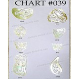 Chart Components #039 - Codes: #513, #514, #515, #516, #517, #518, #519, #520