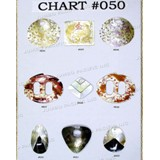 Chart Components #050 - Codes: #644, #645, #646, #647, #648, #649, #650, #651, #652