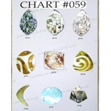Chart Components #059 - Codes: #774, #775, #776, #777, #778, #779, #780, #781, #782