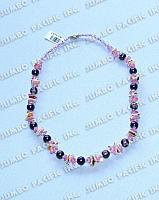 Pearlized Beads with Mixed Components