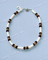 Shell Heishe Necklace